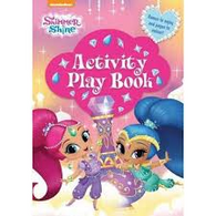 Nickelodeon Shimmer & Shine Activity Play book