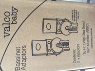 Valco Baby Bassinet Adaptors - Snap Ultra Trend A9903