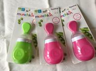 Munchkins Squeeze easy feeder
