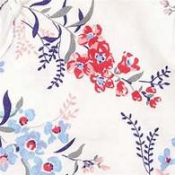 Toshi bandana bib - spring flowers