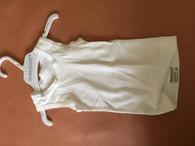 Marquise singlet 1x white Size 00000
