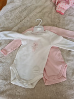 Marquise 2 pack bodyspencer - embroiled pink rabbit.