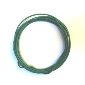 Solid Core 22 Gauge Guitar Circuit Wire-Green