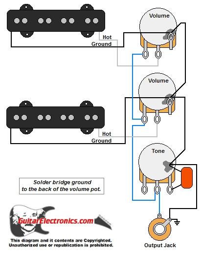 peavy bass pickups wiring schematic bass pickups wiring diagram for bartonella jazz bass style wiring diagram #12