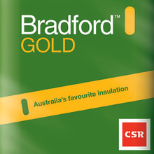 Gold Ceiling Batts | R3.5 - 580 x 1160 | 185mm thick | 6.7m² per pack = 7.6m² coverage