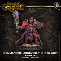 Kommander Harkevich, The Iron Wolf