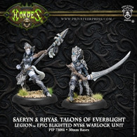 Saeryn & Rhyas, Talons of Everblight