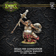 Helga, The Conqueror