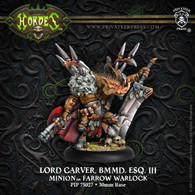 Lord Carver, BMMD, Esq. III