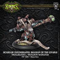 Hoarluk Doomshaper, Shaman of Gnarls