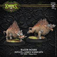 Razor Boars