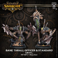 Bane Thrall Officer and Standard
