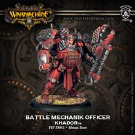 Battle Mechanik Officer