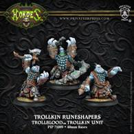 Trollkin Runeshapers