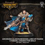 Archduke Runewood, Lord of Fharin