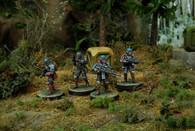 Briscards, 8éme Régiment d'Infanterie de Montagne