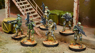 USAriadna Ranger Force Sectorial Starter Pack