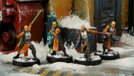 Shaolin Warrior Monks NUEVO
