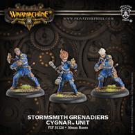 Stormsmith Grenadiers