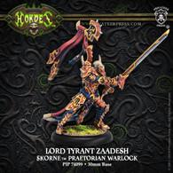 Lord Tyrant Zaadesh