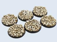 Skulls Bases, Round 40mm (2)