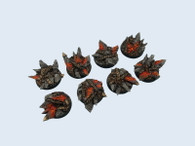 Chaos Bases, 32mm Round (4)