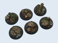 Forest Bases, Wround40mm (2)