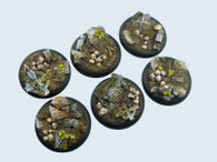 Graveyard Bases, Wround 40mm (2)