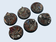 Trash Bases, WRound 40mm (2)