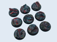 Derelict Bases, WRound 30mm (5)