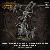 Mortenebra, Numen of Necrogenesis