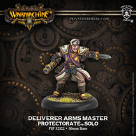Deliverer Arms Master
