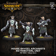 House Shyeel Arcanists