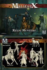 Relic Hunters (Lucas McCabe box)