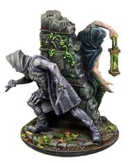 Piper - Elf Illusionist/Rogue (Supporter)