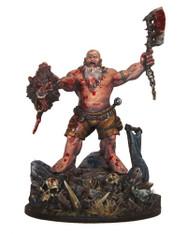 Brok - Dwarf Berserker (Aggressor)