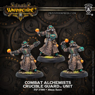 Combat Alchemists