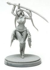 Pinup Phoenix Dancer