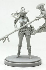 Pinup Weaponsmith