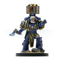 Magister Sevrin Loth Chief Librarian of the Red Scorpions