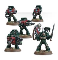 Dark Angels Devastator Squad