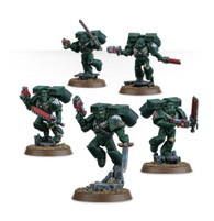 Dark Angels Assault Squad