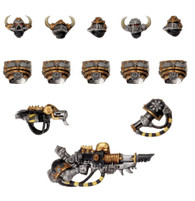 Iron Warriors Upgrade Pack