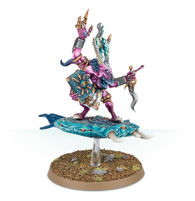 Herald of Tzeentch on Disc
