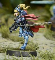 Jeanne d'Arc 2.0 - Mobility Armor