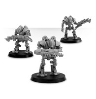 Mechanicum Thallax Cohort with Phased Plasma-Fusil