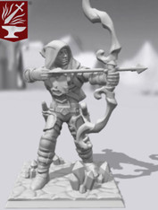 Hero Forge on foot model