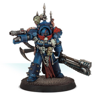 Night Lords Legion Praetor in Tartaros Terminator Armour