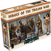 Mythic Battles: Pantheon Heroes of Trojan Wars