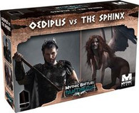 Mythic Battles: Pantheon Oedipus and the Sphinx